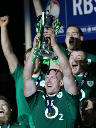 Ireland's Six Nations success provided an unexpected financial boost.