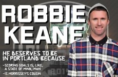 'Because he's Morrissey's cousin' – Why Robbie Keane should be an MLS All-Star