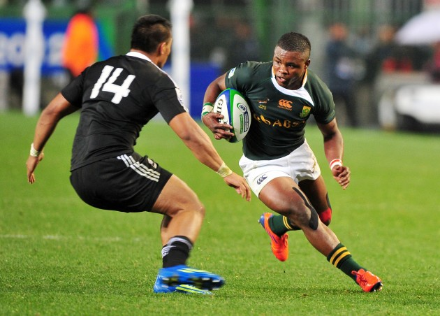 Rugby - IRB Junior World Championship 2012 - Final - South Africa v New Zealand - Newlands Stadium