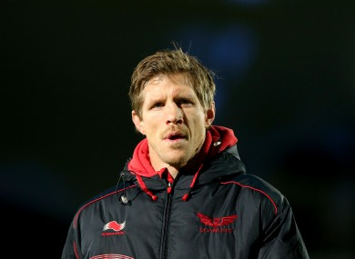 Easterby proved himself as a coach with the Scarlets.