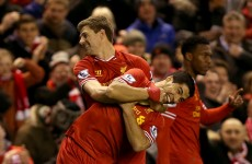 'An emotional day for me' – Gerrard pays tribute to departing Suarez