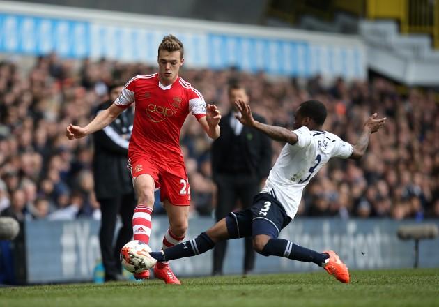 Soccer - Barclays Premier League - Tottenham Hotspur v Southampton - White Hart Lane