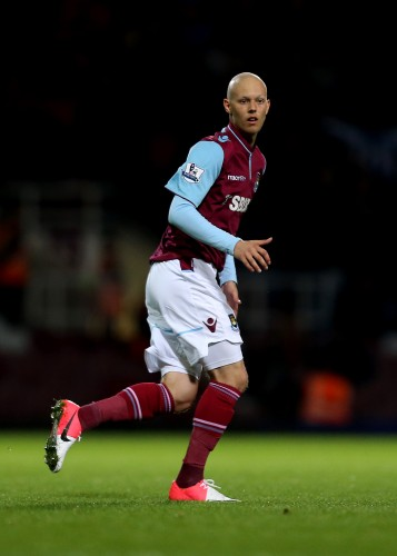 Soccer - Capital One Cup - Third Round - West Ham United v Wigan Athletic - Upton Park