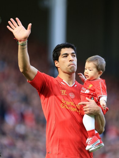 We'll leave it there so: Suarez's Liverpool departure, Lebron's return and all today's sport