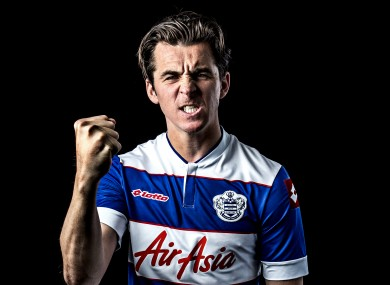 Joey Barton is expected to be an important player for QPR this season.