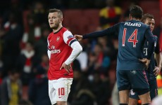 Wilshere's career 'going nowhere,' ex-Arsenal star warns after latest controversy