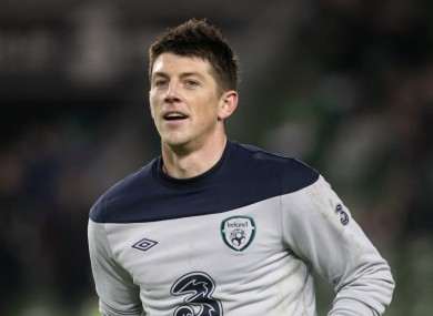 Keiren Westwood has earned 16 caps at senio