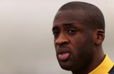 All is forgiven! Yaya Toure wants to stay at Manchester City again