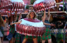 The world's biggest Tunnocks tea cake is up for auction