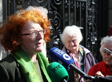 Marie O'Connor (File photo)