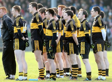 Dr Crokes bowed out of the 2014 Kerry county championship last night.