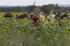 Dutch government sending military police to protect MH17 crash site