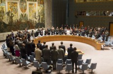 UN Security Council holds minute silence for victims of flight MH17