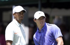Woods and McIlroy continue to slide down rankings