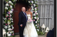 Here is the single best corporate tweet about Glenda Gilson's wedding