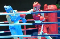 Ireland's Ciara Ginty wins boxing silver at the Youth Olympics