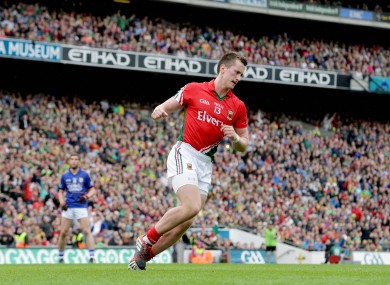 Cillian O'Connor was Mayo's star man with 1-7.