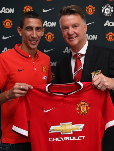 We'll leave it there so: Di Maria signs, GAA stand firm and the rest of today's sport