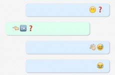 The Emoji-only messenger app has been released, to much confusion