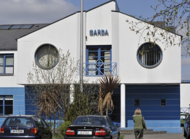 Tallaght Garda Station