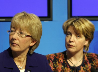 Marys Hanafin and Coughlan could be making a Dáil comeback at the next election.