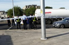 Gardaí appeal to 'light green Volkwagen Passat taxi' over fatal lorry collision in Dublin