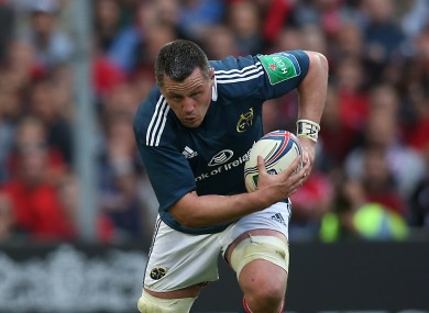 Coughlan has helped Pau to the top of the Pro D2 after two rounds.