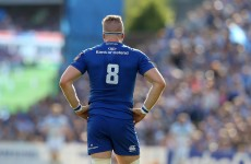 Jamie Heaslip confirmed as new Leinster captain