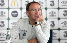 On the road again… here's the games Martin O'Neill will take in this weekend