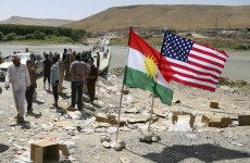 US considers rescue mission for trapped Yazidi refugees in Iraq