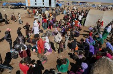 20,000 Iraqis face 'mass atrocity and potential genocide within days or hours'