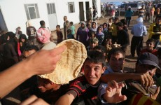 US troops in Iraq find plight of refugees 'better than feared'
