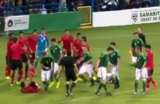 'Mexico have a history of it' – Four players suspended after Milk Cup on-field brawl