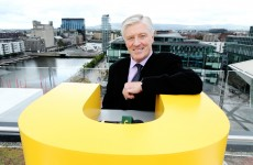 Pat Kenny announces he'll be joining UTV Ireland