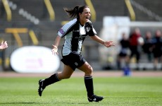 Shine strike gives Raheny United brilliant away victory in Women's Champions League