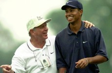 Legendary coach Butch Harmon says Tiger Woods should stop hiring coaches