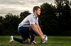Paddy Jackson: I was sad to see Anscombe leave, but training is class with Kiss