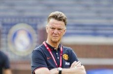 Louis van Gaal: 'Maybe United don't need other players'