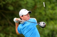 McIlroy back in the hunt after sparkling 65
