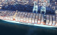 That's a lot of stuff!… This ship has set a world record for most containers ever carried