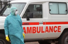 Ireland pledges €120,000 to help contain Ebola outbreak