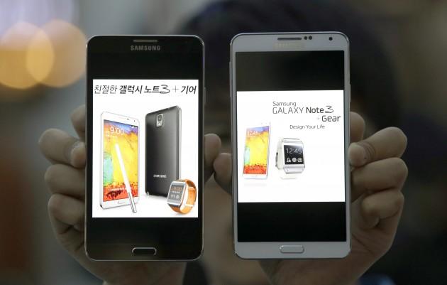 South Korea Samsung Olympics