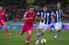 Sociedad comeback stuns Madrid, Barca win at Villarreal