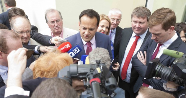 Loose Lips Leo and 4 other things we learned at the Fine Gael 'think-in'