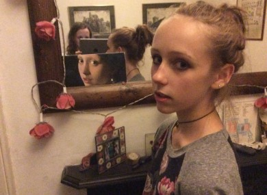 Undated image of Alice Gross