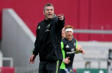 'It'll be hard to sleep tonight' – Munster's Foley hurt by Edinburgh loss
