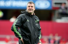 Munster may look for short-term cover as injuries mount in backline