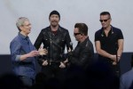 Here's why it's time you stop moaning about the free U2 album