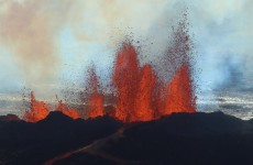 What's that smell? Fumes from Iceland's Bardarbunga volcano reach Ireland