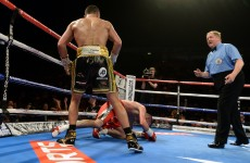 Quigg KOs Jamoye in 3 – so will he get a superfight against Frampton next?